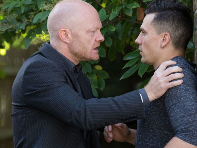 EastEnders spoilers: Max Branning instructs Steven Beale to commit murder?
