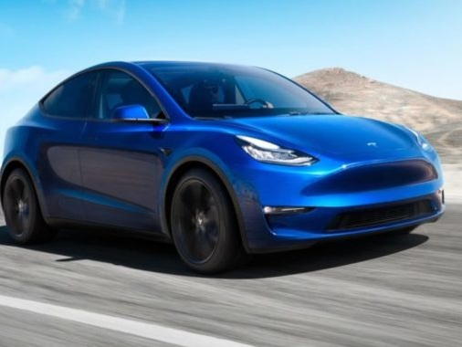 The Tesla Model Y Is a Crossover Based on the Model 3