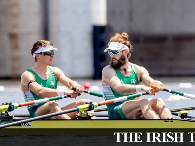 Tokyo 2020 Day 1: Irish rowers book final spots while McClenaghan impresses