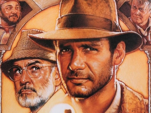 BRAD'S APRIL ESCAPE PART 15: INDIANA JONES AND THE LAST CRUSADE