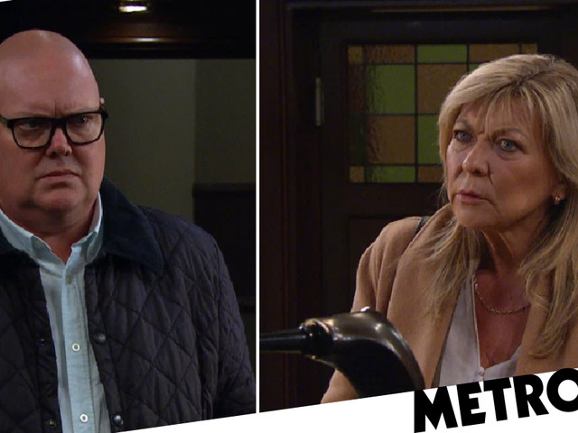 Emmerdale spoilers: Kim Tate hands Paddy over to the police?