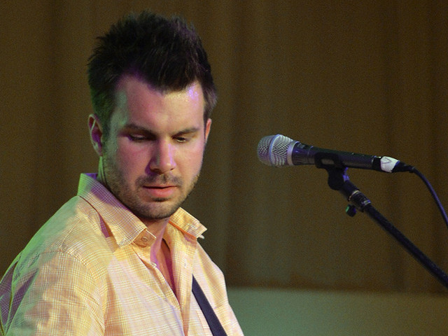 Singer Howie Day Arrested At NYC Hotel For Assaulting Girlfriend, Police Say