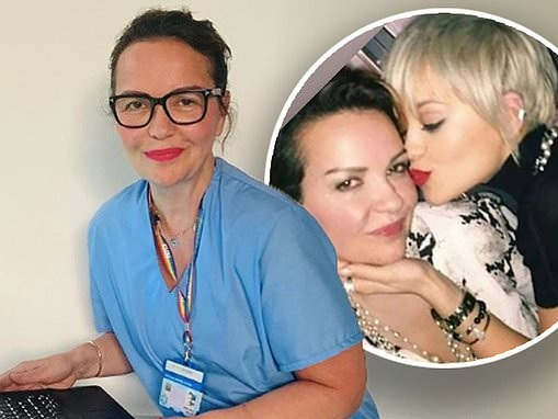 Rita Ora shares tribute to mum Vera who has been working as a nurse amid the coronavirus crisis