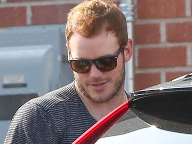 Chris Pratt Spotted Out for First Time Since Splitting From Anna Faris, Not Wearing Wedding Ring