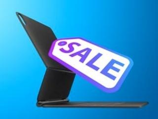 Deals: Apple's Latest 12.9-Inch iPad Pro Magic Keyboard Drops to $243 ($106 Off)