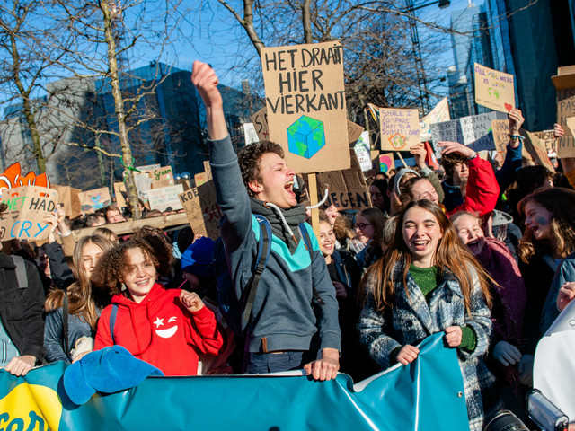 Why schoolchildren across the UK are striking today