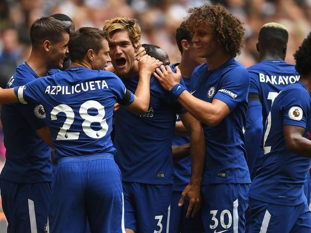 Spurs vs. Chelsea, Premier League: Half-time report