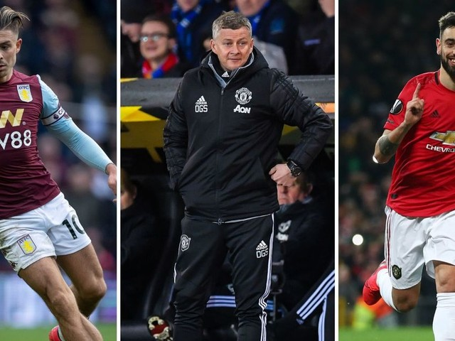 Manchester United news and transfers LIVE Grealish and Fernandes latest plus early Everton team news