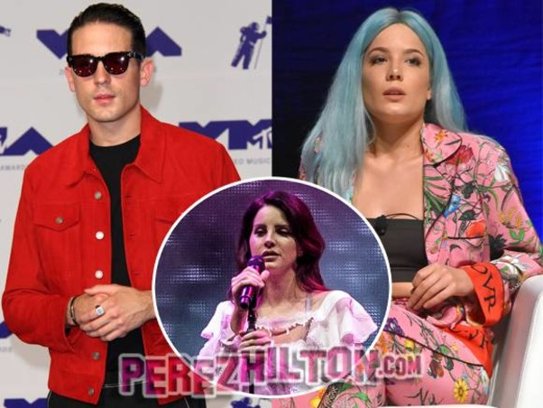 New Couple Alert! Halsey And G-Eazy Are Reportedly Dating — He Dumped Lana Del Rey AND Booted Her Off His New Single!