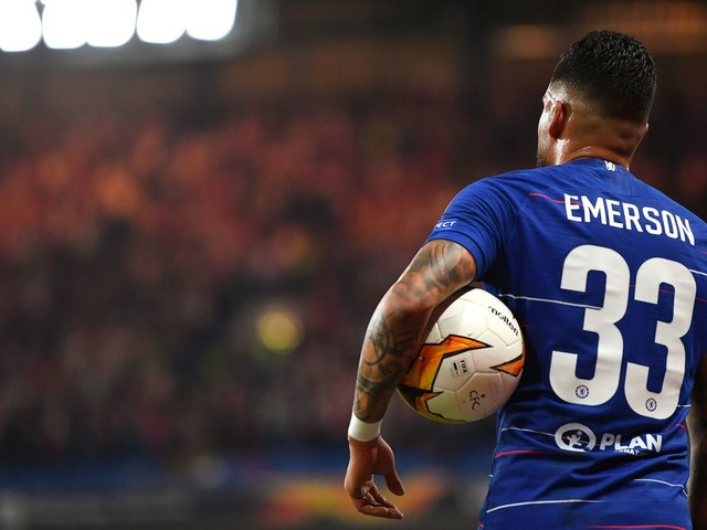 Inter 'have started talks' with Chelsea over Emerson, official bid imminent — report