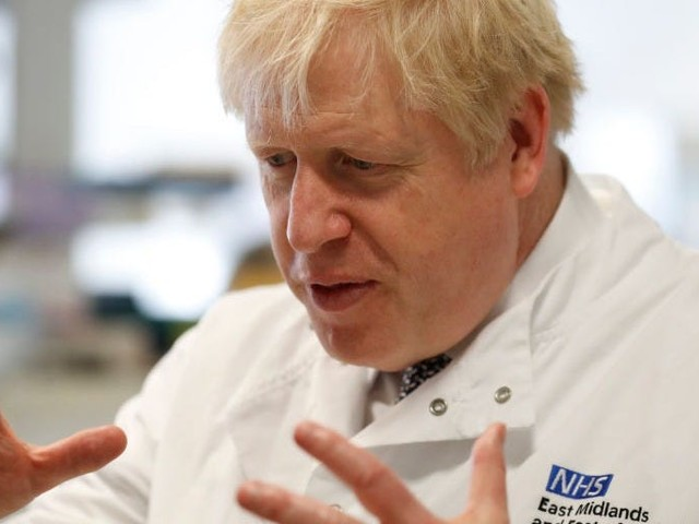 Boris Johnson's government urges pharmaceutical firms to stockpile six weeks' worth of medicine to prepare for leaving the EU without a trade deal