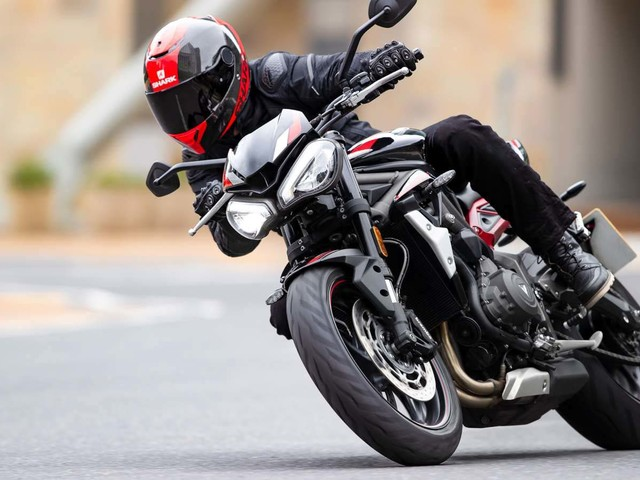 2020 Triumph Street Triple R Launched In India At Rs. 8.84 Lakh