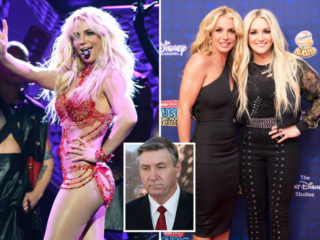 Britney Spears slams sister Jamie & says she won't perform until free from dad's control