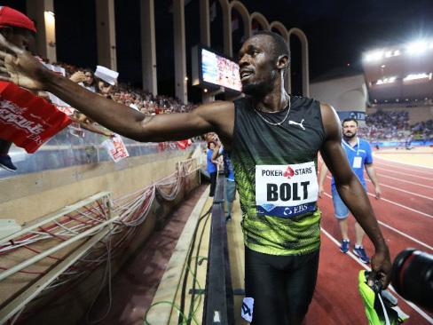Track king Bolt eyes final hurrah