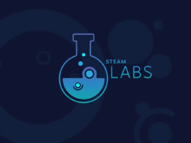 Steam Labs community hub for experimental features introduced