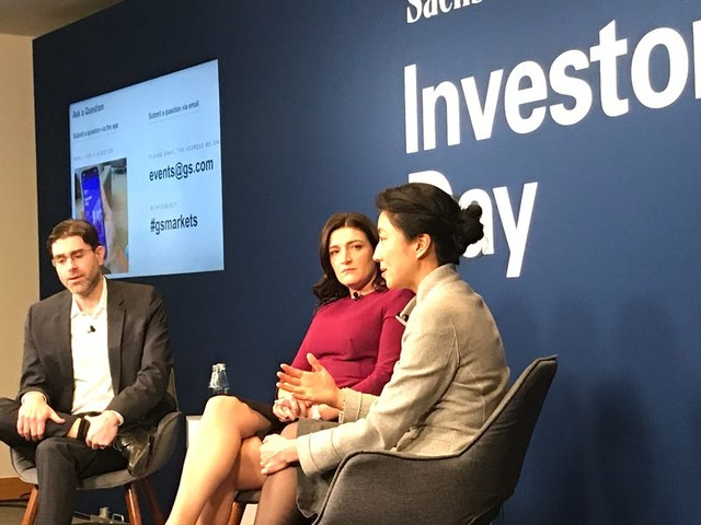 Inside Goldman Sachs' investor day; meet up-and-coming FAs; Barclays' MD hiring push