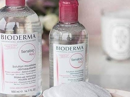 5 micellar waters I relied on to cleanse my face when I couldn't get my eyebrows wet after microblading