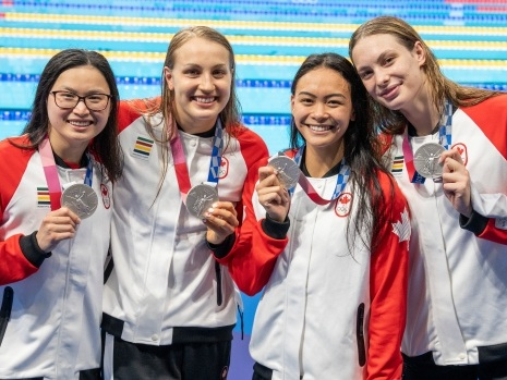 What Canada did on Sunday at the 2020 Tokyo summer Olympic games