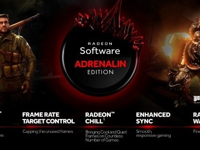 AMD's new Radeon Software Adrenalin Edition update is chock-full of new features