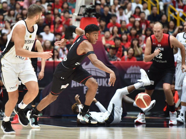Japan earn back-to-back wins at Tokyo 2020 basketball test event