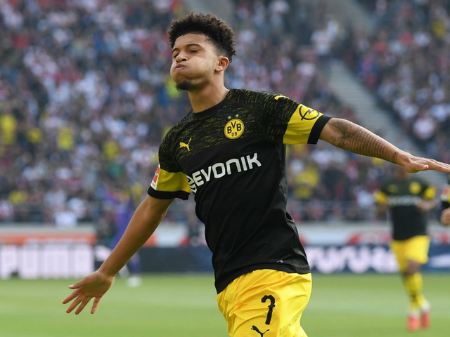 Premier League transfer news: Jadon Sancho, Paulo Dybala, Sean Longstaff, Neymar