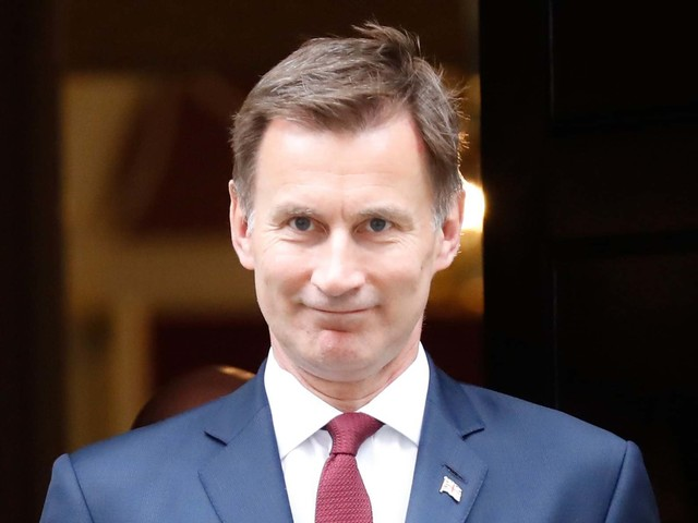 Jeremy Hunt says UK will not join US in war against Iran