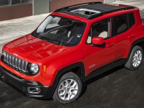 Jeep Renegade To Be Priced At INR 10 Lakh?