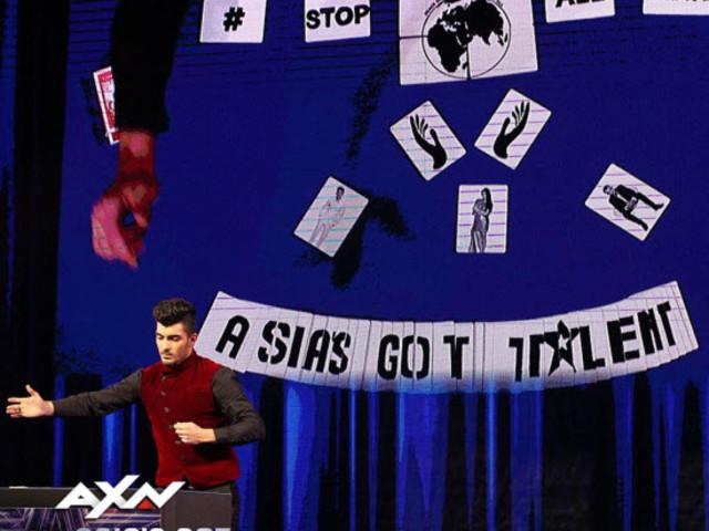 Sobhi makes it into Asia's Got Talent finale