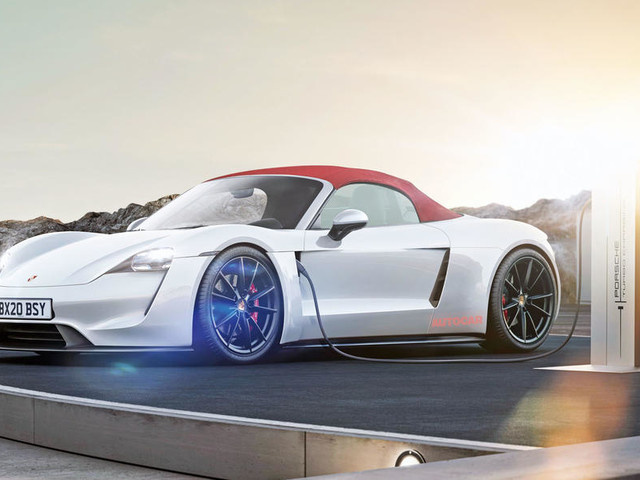 2022 Porsche Boxster and Cayman to get hybrid and EV options
