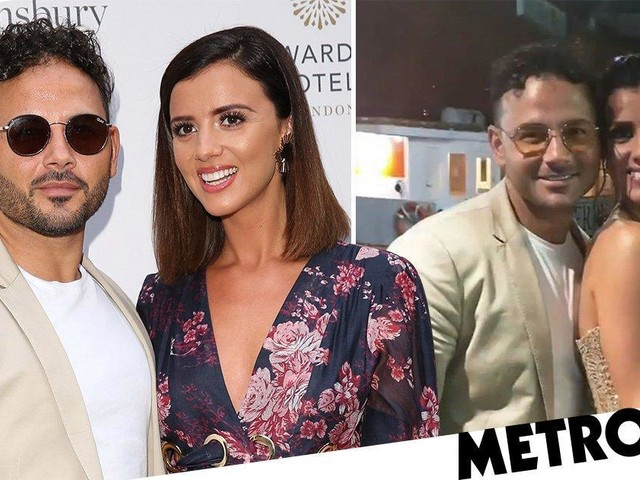 Pregnant Lucy Mecklenburgh says she won't move in with Ryan Thomas after they are married