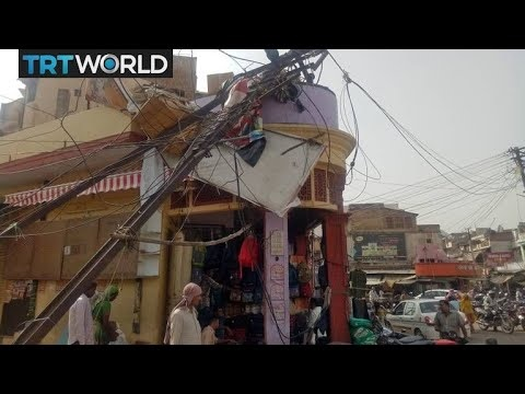[UPDATE] Superstorms Kill 127 Across India, Shattering Homes And Lives