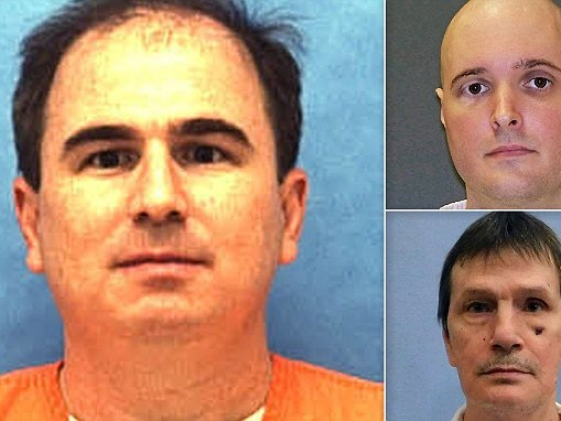 Rapist killer Eric Scott Branch is executed in Florida