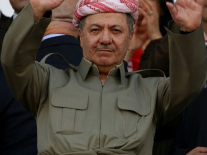 Iraq Kurd head resists pressure to scrap independence vote