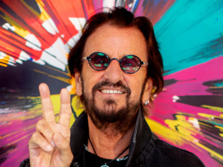 Ringo Starr calls on world leaders to do more to change the world