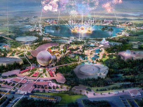 D23 Expo: ALL the Just-Announced Disney World and Disneyland Parks News Including New Ride in Epcot, News on Epcot's Transformation, and Avengers in California Adventure Details — and MORE!