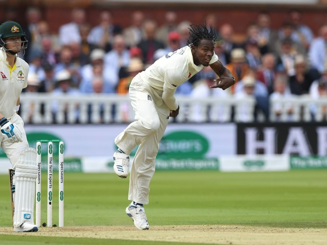 What they are saying about Jofra Archer after 'frightening' Ashes debut