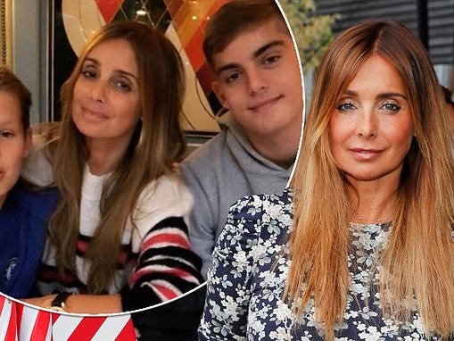 Louise Redknapp shares how trolls left her 'devastated' as they branded her a 'bad mum'