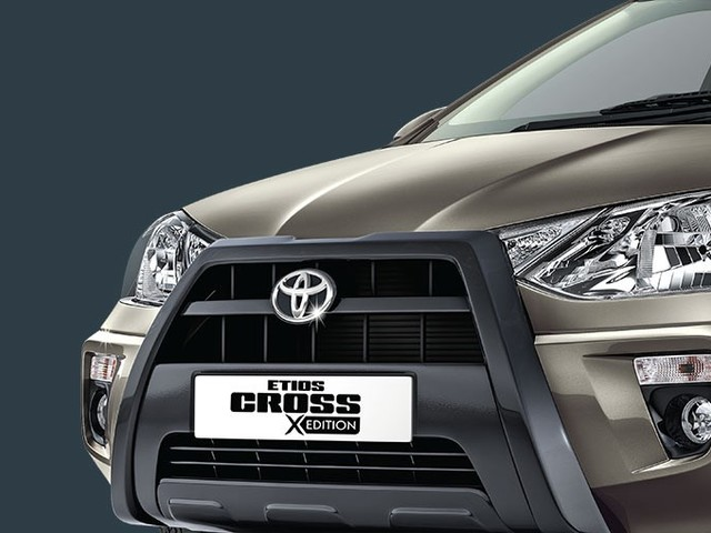 Toyota Etios Cross X-Edition Launched, Priced From Rs. 6.8 Lakhs