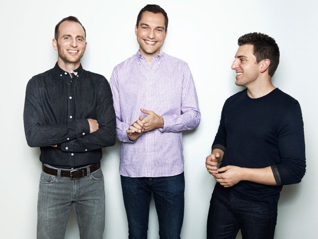 How 3 guys turned renting air mattresses in their apartment into a $31 billion company, Airbnb