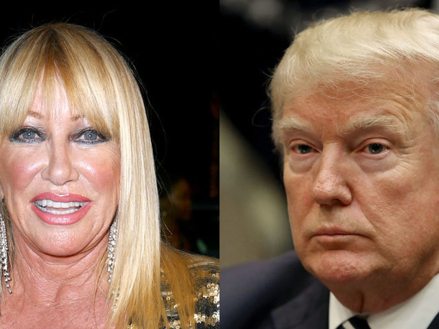 Suzanne Somers Speaks Out in Support of Donald Trump