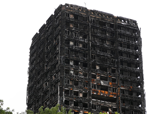 Tory-Voting Northerners Think Grenfell Fire Was Simply An 'Unfortunate Accident'