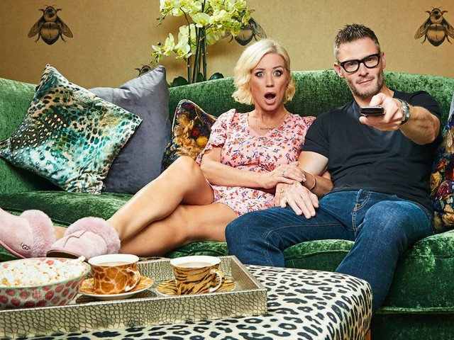 Denise Van Outen's brutal first reaction to boyfriend on blind date