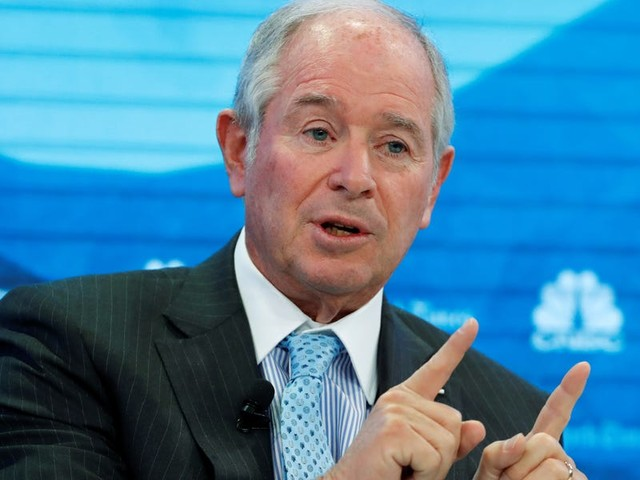 We saw the leaked memo that warns Blackstone employees not to leak to the press