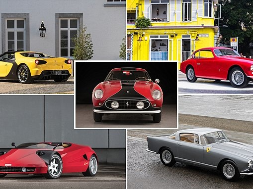 Five Ferraris you've never heard of tipped to sell for £12m at Sotheby's