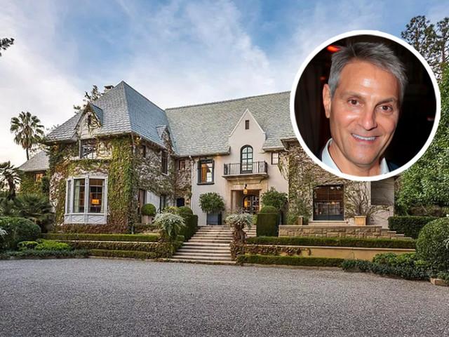 Ari Emanuel Drops $27.5 Million on Grand Beverly Hills Estate