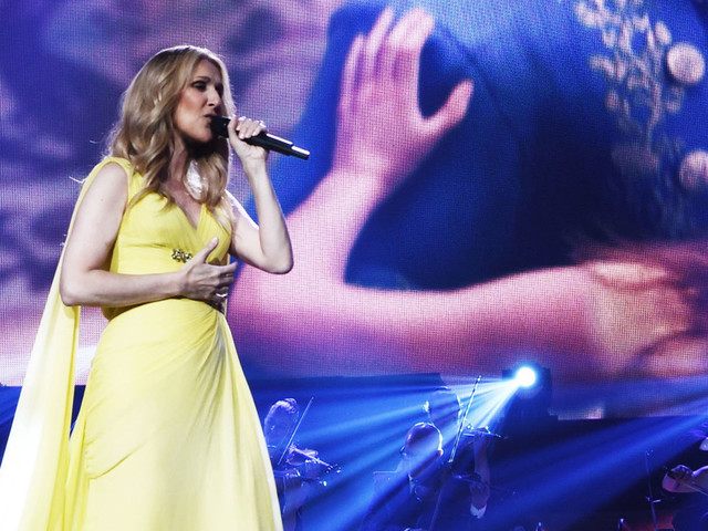 Watch Celine Dion Perform The New 'Beauty And The Beast' Song For The First Time