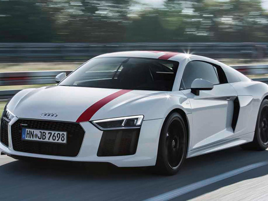 The Audi R8 RWS is Coming to America