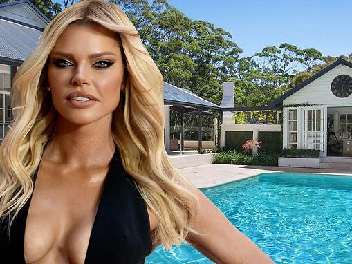 Sophie Monk purchases a $2.25M luxurious Hamptons inspired acreage on the Central Coast