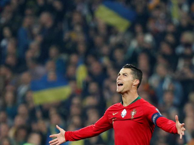 Cristiano Ronaldo scores 700th career goal as Portugal attempt fight back against Ukraine