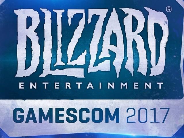 """Blizzard to livestream Gamescom """"Reveal Ceremony"""" on Wednesday"""